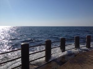 The Sea of Japan, Niigata.